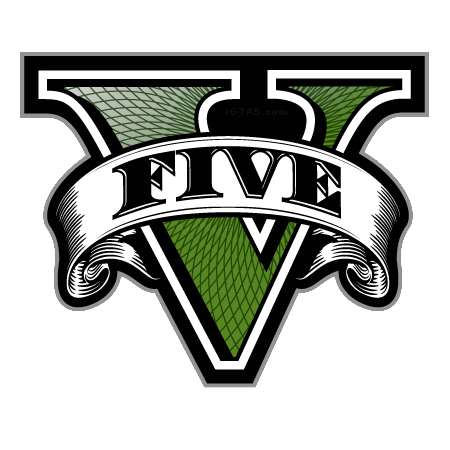 gta-v-five-logo-v-only
