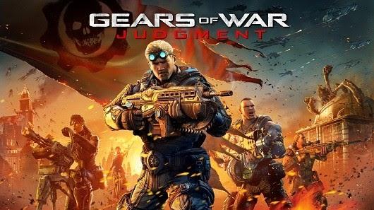 Gears of War: Judgment כל הפרטים כאן