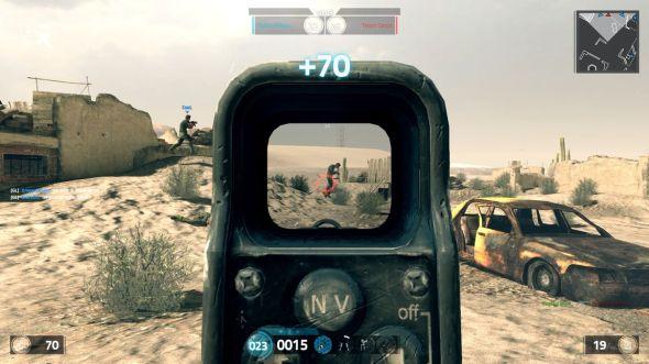 Bullet_Run משחק יריות חינמי