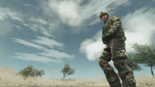 CryEngine 3 סימולציה צבאית