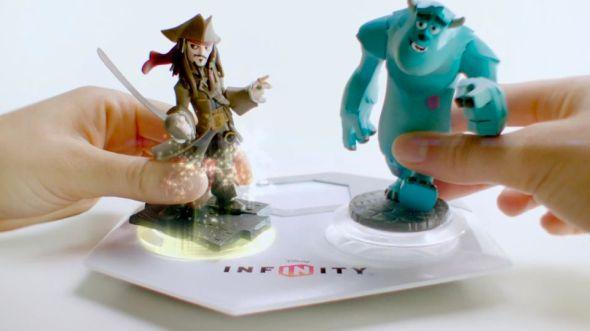 Disney-Infinity משטח