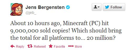 Minecraft 20m