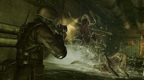 Resident Evil  Revelations משחק
