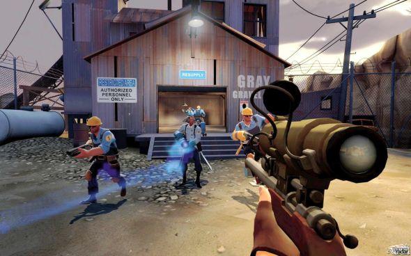 Team Fortress 2 משחק יריות חינם