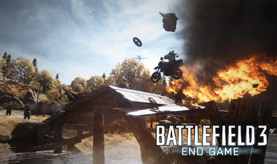 Battlefield 3 END GAME Screenshot 2