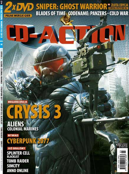 CD-Action-CRYSIS-3-REVIEW