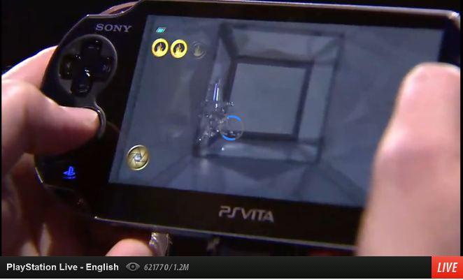 לשחק משחקי PS4 על הויטה