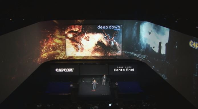 Deep Down CAPCOM PS4