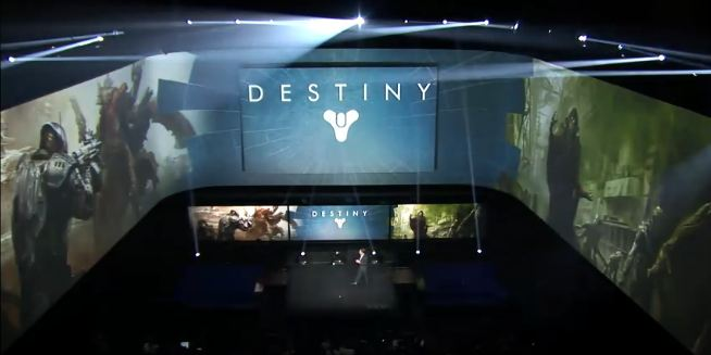 DESTINY PS3 PS4