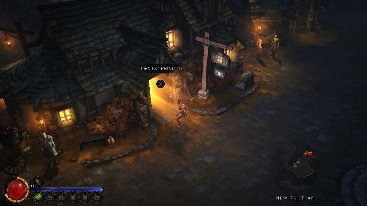 Diablo-3-ל-PS4