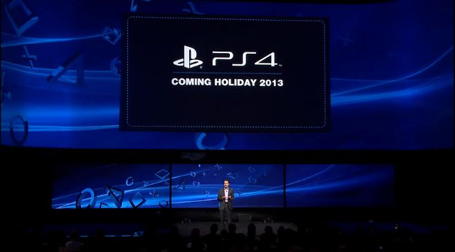 PS4 2013 HOLIDAY