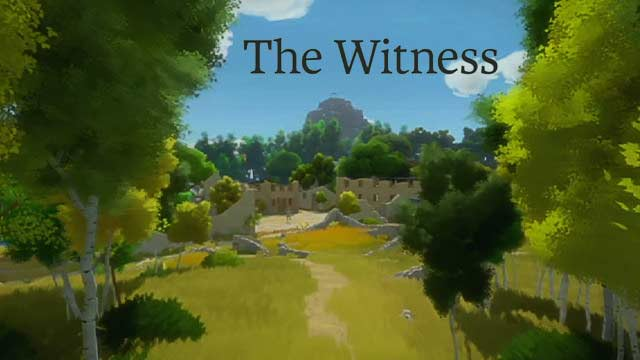 PS4-TheWitness