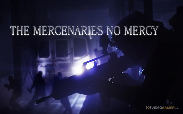 The Mercenaries No Mercy RE6