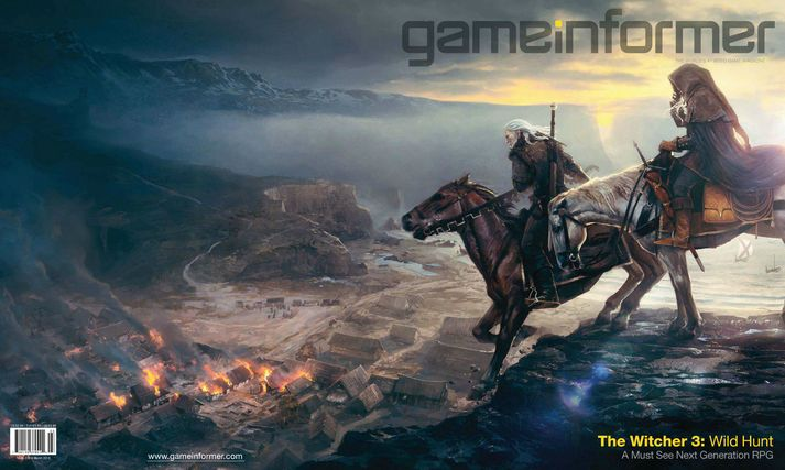 The Witcher 3 Wild Hunt GAMEINFORMER