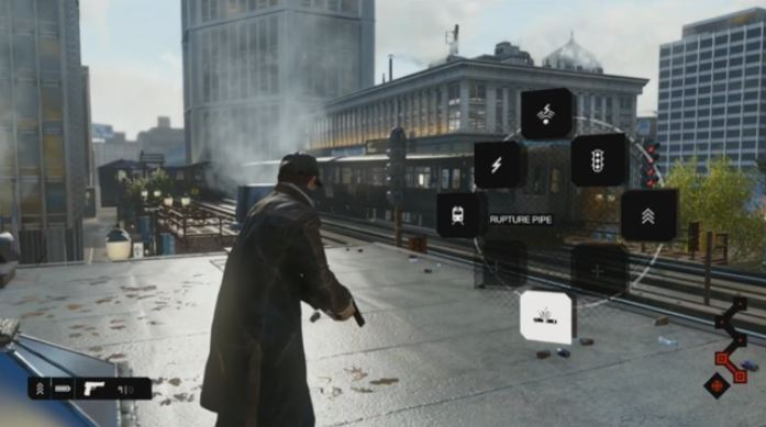Watch Dogs ישוחרר לפלייסטיישן 4