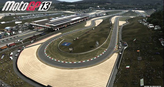 GAME MotoGP 13 Mugello
