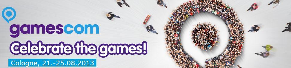 GAMESCOM 21013