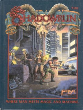 ShadowRun RPG-1989