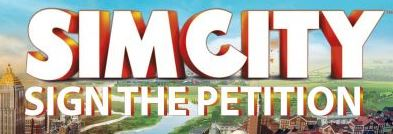 Simcity, Sign The Petition